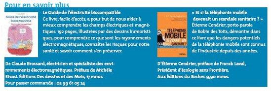 'Portables, Wifi, antennes relais : quels dangers ?' - bimensuel Toogezer (n°4) : Juillet-Août 2008