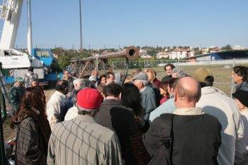 La mobilisation des riverains a payé. Photo DDM, Michel Labonne