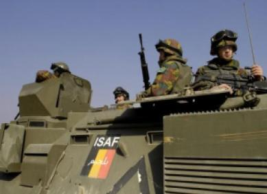 'Des soldats belges malades à cause d'irradiations en Afghanistan' - RTL Info Belgique - 27/08/2008