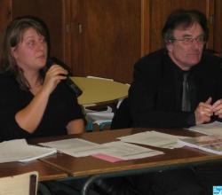 Maryline Begot, de l'Agence technique départementale, a rappellé que la jurisprudence n'était pas favorable aux communes.