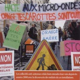 Le Danger WIFI : Enquête de la revue 'Choc' - janvier 2009
