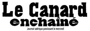 « Electro... choqué » - Le Canard Enchaîné - 21/01/2009