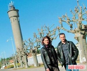 'Non aux antennes' - Sud Ouest - 21/02/2009