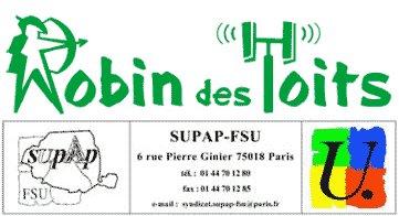 'Ondes et Santé, Bertrand Delanoë à l'épreuve de la démocratie participative' - Supap FSU et Robin des Toits - 02/07/2009