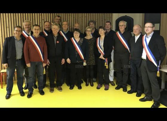 Les élus opposés au compteur Linky appellent leurs collègues du Haut-Rhin et des alentours à les rejoindre. Photo L'Alsace/Romain Gascon