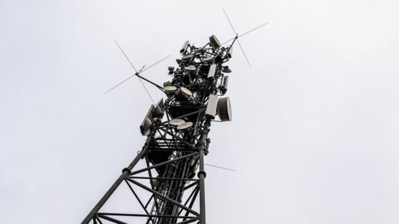 Elle mesurera jusqu'à 30 mètres de haut, et émettra des ondes qui inquiètent les habitants du village de Durfort, dans le Gard. L'antenne relais que souhaite implanter Orange pourrait sortir de terre sans leur consentement. / © P. Bonnière / MaxPPP
