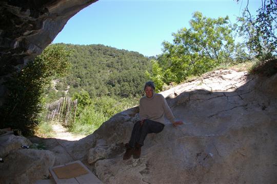 Une vie de grotte, ce n'est pas une vie… - Le Bien Public - 28/06/2011
