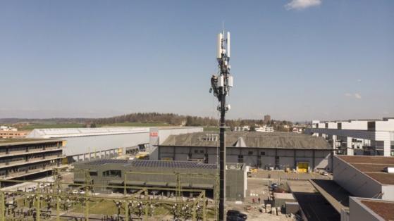 Vaud retarde l'arrivée de la 5G, au terme d'un débat brouillé - arcinfo.ch - 09/04/2019