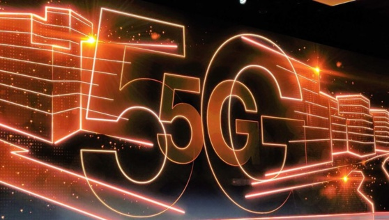 La 5G par Orange. // Source : FrAndroid