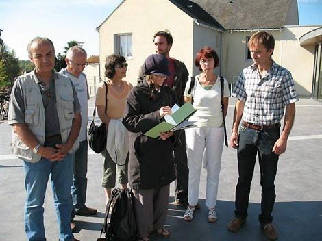 Les électro-hypersensibles veulent des zones blanches - Plessé - Ouest France - 03/10/2011