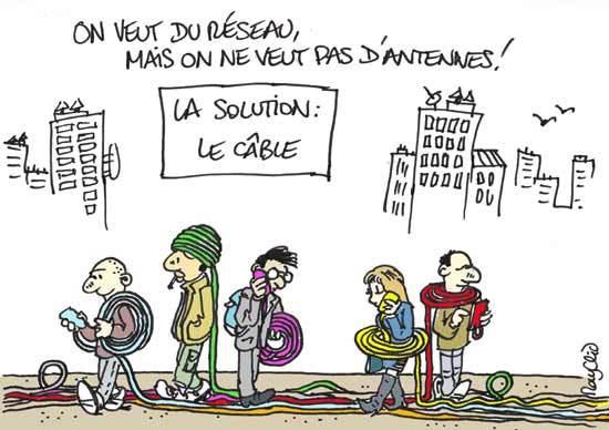 """""""Paris, le combat des ondes"""" - Bakchich - 18/11/2011"""