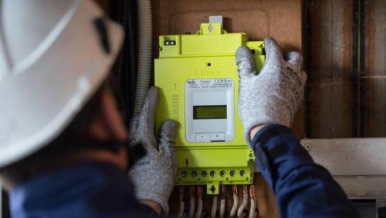 L'installation des compteurs Linky se fera de manière régulière dans toute la France jusqu'à 2021 (photo d'illustration). | ARCHIVES OUEST-FRANCE