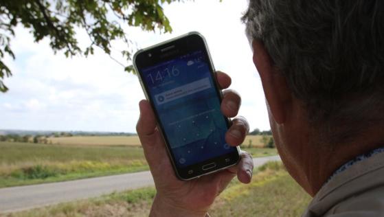 L'explosion de l'usage des téléphones portables et le passage à la 4G entraîne une hausse des antennes relais pour lutter contre les zones blanches - DDM SEBASTIEN LAPEYRERE