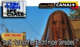 Et si c'était vrai .... Les électro-hypersensibles (EHS) sur IDFM Radio - 26/01/2012