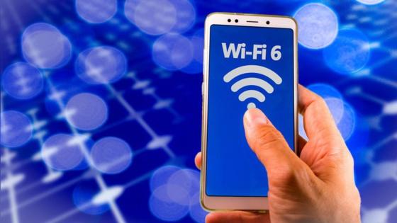 Le Wi-Fi 6 sera quatre fois plus rapide que la génération précédente, et permettra de connecter simultanément des dizaines d'objets. Photo Shutterstock