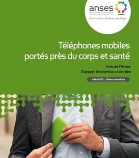 PHONE GATE, des nouvelles du front : Les recommandations de l'ANSES placent pouvoirs publics et industriels devant leurs responsabilités sanitaires