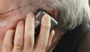 Cell phone - Photo by Reuters