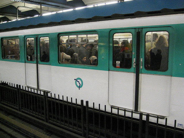 Métro : les mauvaises ondes de la RATP - 08/02/2012