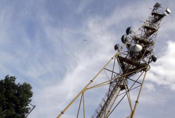 Discorde autour de l'installation d'une antenne relais de 37m au nord-ouest de la ville./Photo DDM archives