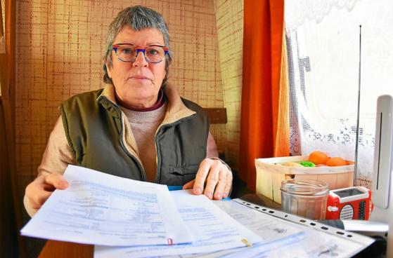 Danièle Bovin a été déclarée électrosensible par un médecin en 2017. Sans possibilité de traitement, elle vit loin des ondes, en zone blanche. (Photo Céline Le Strat)