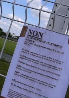 La contestation ne cessait de monter en puissance quai Métayer.