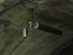 """Issy-les-Moulineaux : """"Antennes relais dans le métro : un point chaud à la station Corentin Celton"""" - EELV - 03/08/2012"""