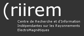 """""""Les écoles numériques - promotion du Wifi inutile"""" - Communiqué de presse du Criirem - 2012"""