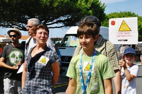 La conseillère régionale Marie Bové demande un moratoire. (C.-H. G.)