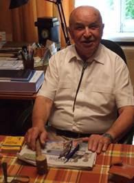 Professor Yury Grigoriev