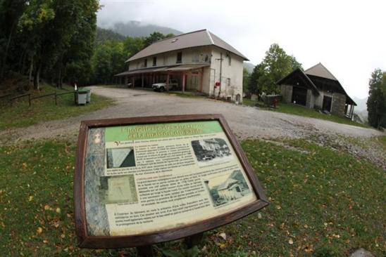 La chartreuse de Durbon, à Saint-Julien-en-Beauchêne, est un centre de vacances qui appartient à la Caf des Bouches-du-Rhône. Les électro-hypersensibles espèrent qu'une zone blanche va y voir le jour. Photo DL/ VIRGILE
