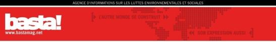 """""""Le lien entre téléphones mobiles et tumeur au cerveau reconnu"""" - Bastamag - 23/10/2012"""
