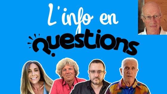 « L'INFO EN QUESTIONS » Emission spéciale 5G avec Patrice Goyaud – Jeudi 17 septembre à 20h