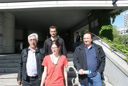 L'association Robin des Toits et EELV se battent pour que le principe de précaution soit respecté. Photo Le DL