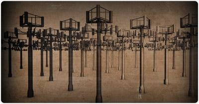 "Affiche de ""Full signal"", un documentaire de Talal Jabari, (2009) © Radio France"