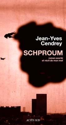 Le nouveau livre de Jean-Yves Cendrey sortira en France le 2 octobre prochain