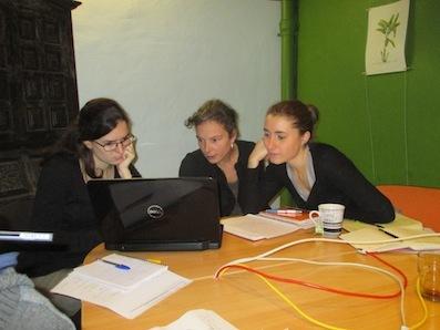 'On a retrouvé la conférence environnementale !' - Reporterre - 27/11/2014