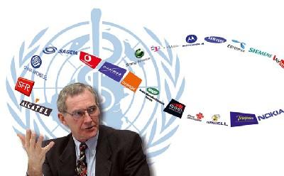 """L'affaire Repacholi : """"Téléphonie mobile: trafic d'influence à l'OMS ?"""" - Agoravox - 26/01/2007"""