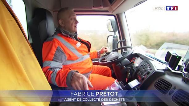 Téléphonie mobile : des éboueurs pour recenser les zones blanches en Haute-Saône - lci.fr - 05/03/2019