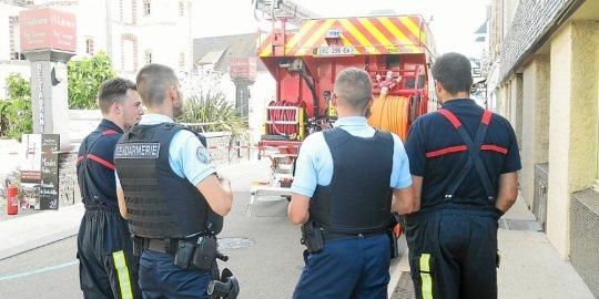 Quiberon. Centre-ville : un compteur Linky explose - letelegramme.fr - 04/07/2019