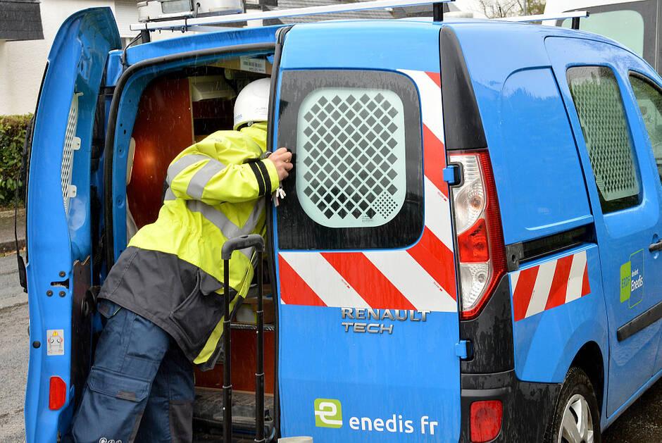 Les usagers sont invités à réaliser un diagnostic, via internet ou par téléphone (0800 730 820) Joël Le Gall / Ouest-France