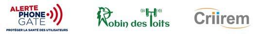 Coronavirus, téléphonie mobile et ordonnances - communiqué de presse Alerte Phone Gate - CRIIREM - Robin des Toits
