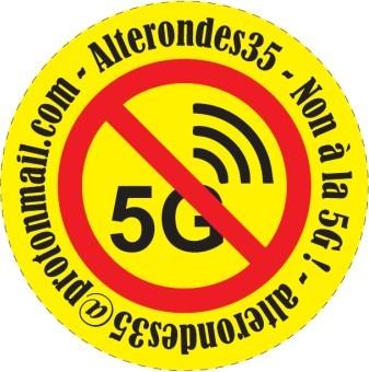 5G : Rassemblement Mardi 30 juin 2020 à Rennes