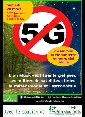 5G - Journée mondiale du 20 mars 2021