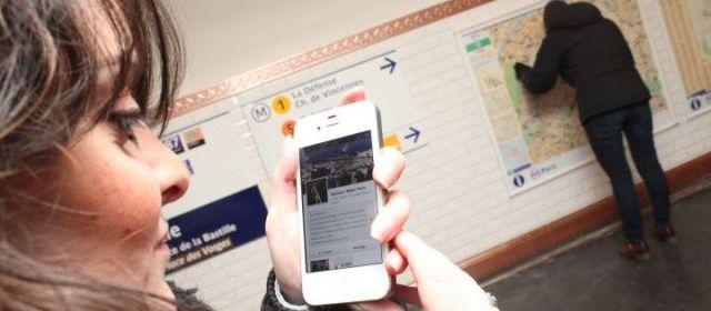 Quelque 170 stations du réseau devraient être connectées d'ici à 2015. | (LP/Olivier Corsan.)