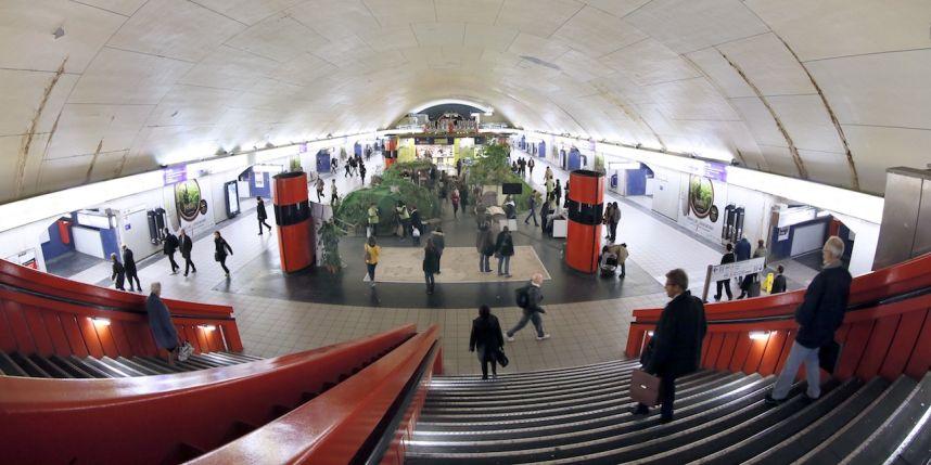 """""""Ondes dans le métro : faut-il s'inquiéter?"""" - Metro - 21/01/2014"""