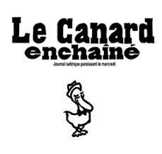 'Le compteur Linky s'y frotte s'y pique' - Le Canard Enchaîné - 22/07/2015