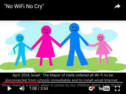 VIDEO - Chanson parodique : NO WI-FI NO CRY - 04/05/2016