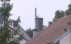 'Refus d'installation d'une antenne-relais (75)' - France 3 - 26/08/2009