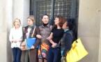 """VIDEO : """"Des habitants se mobilisent contre l'installation d'une antenne relais dans le 18eme arrondissement"""" - France 3 - JT 12/13 - 05/08/2017"""