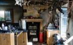 Gironde : une maison détruite par un feu de compteur électrique neuf à Langoiran - sudouest.fr - 25/02/2019